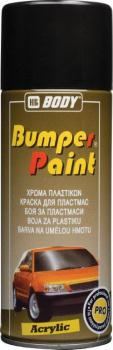 BODY Bumper paint 400ml čierny