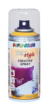 DUPLI-COLOR Sprej na textil žltý 150ml
