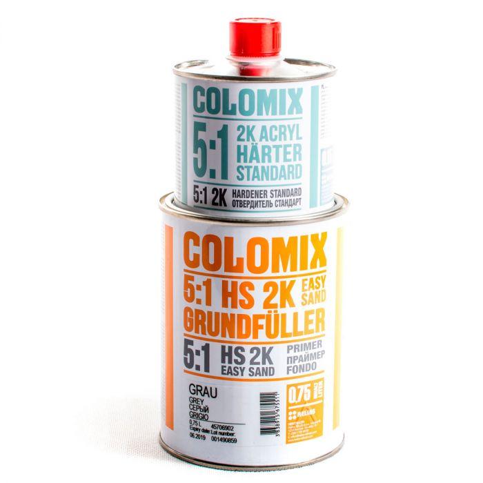 c1b02f6668109 COLOMIX 5:1 Plnič sivý 0,75L + tužidlo