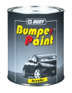BODY Bumper paint 1L čierny